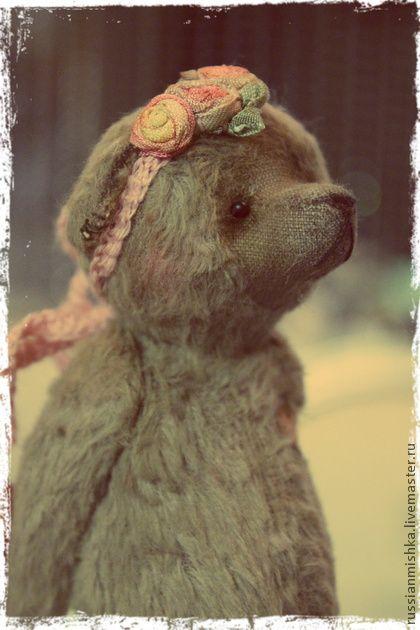 Мишки Тедди ручной работы. Ярмарка Мастеров - ручная работа Куколка. Easter collection. Handmade.
