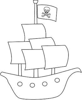 Desenhos para colorir, desenhar e pintar : Desenhos para colorir, barcos