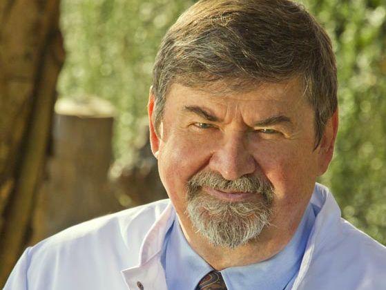 Dr. Alkaitis the founder