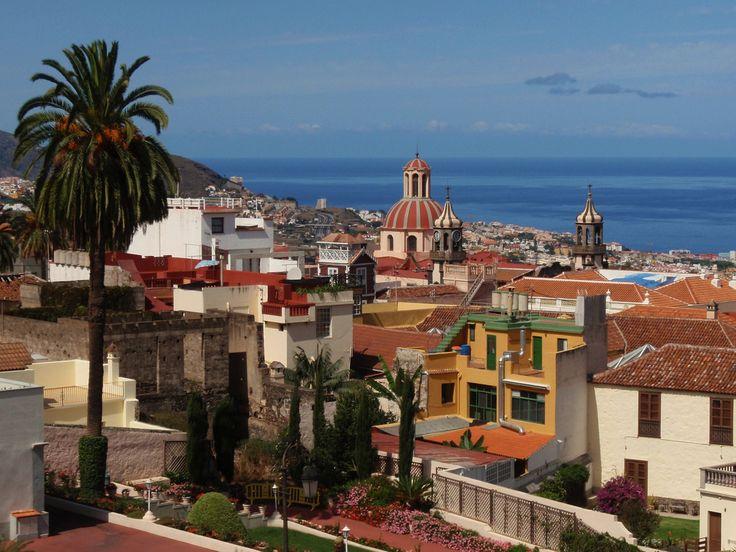Los pueblos más bonitos de España, La Orotava - http://sixt.info/Sixt-Viajar
