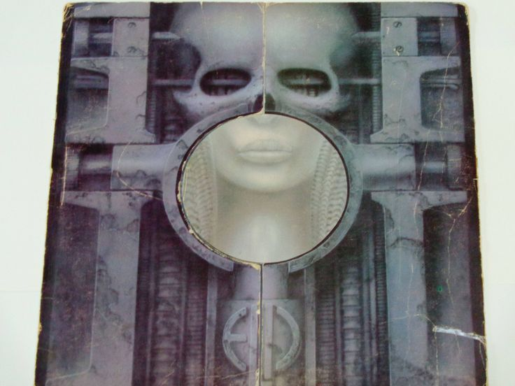 "Emerson Lake & Palmer - Brain Salad Surgery - ""Jerusalem"" - Prog Rock - Original Manticore Records 1973 - Vintage Vinyl LP Record Album by notesfromtheattic on Etsy"