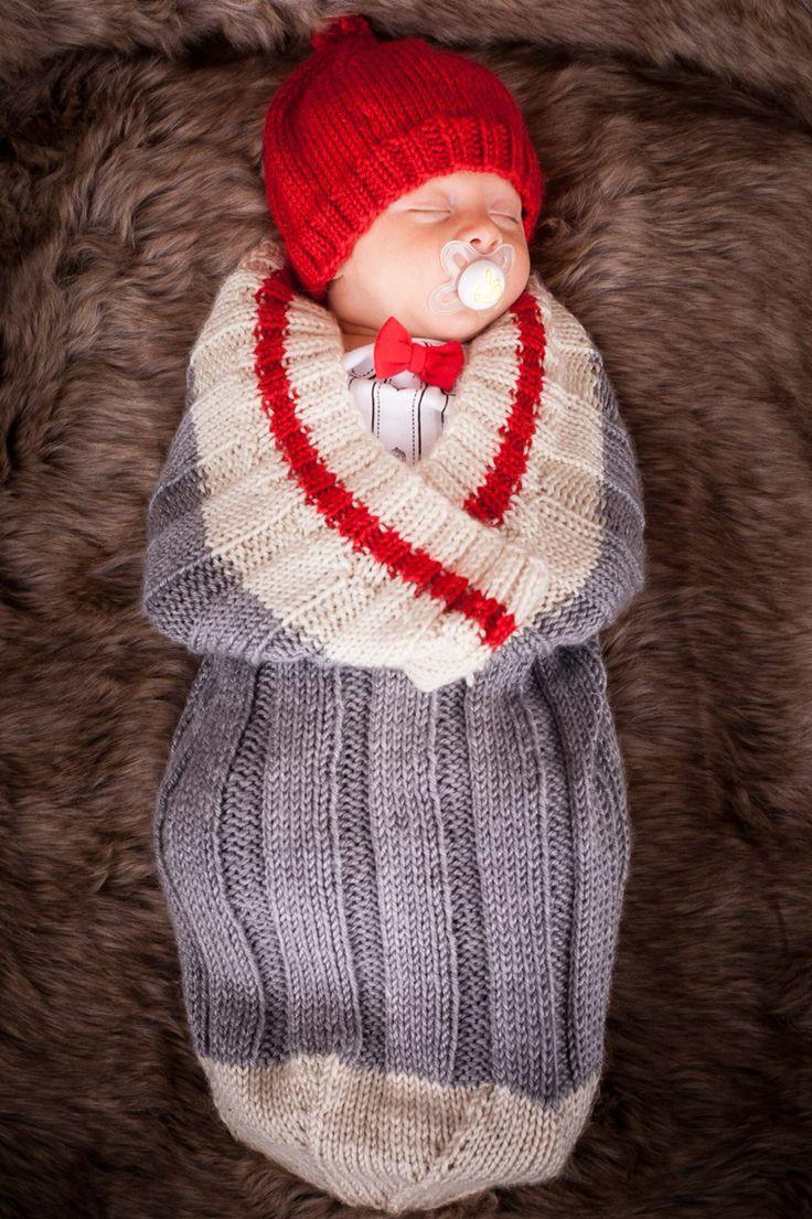 Bébé bas de laine