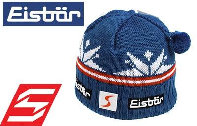 Czapka zimowa EISBAR Champ Skipool niebieska