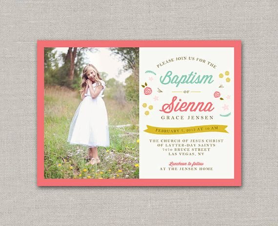 35 best Baptism Invitations images on Pinterest Baptism - sample baptismal invitation for twins