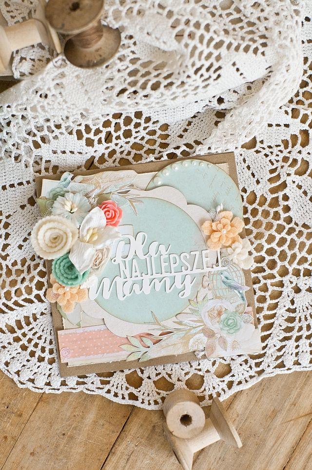 Romantyczne kartki na Dzień Matki