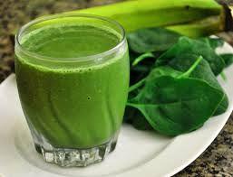 dieetrecept groene smoothie: alfa dagen