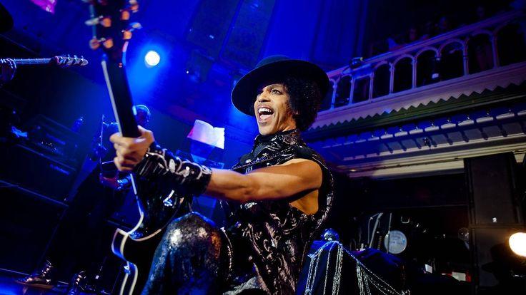 Todesursache noch unklar: Popmusiker Prince ist tot