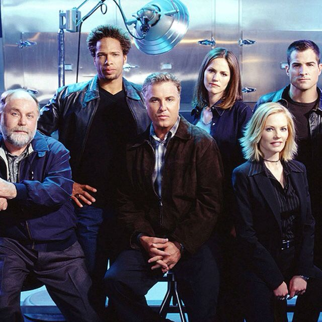 Nicola's favorite show on TV! #CSI #shows #tv