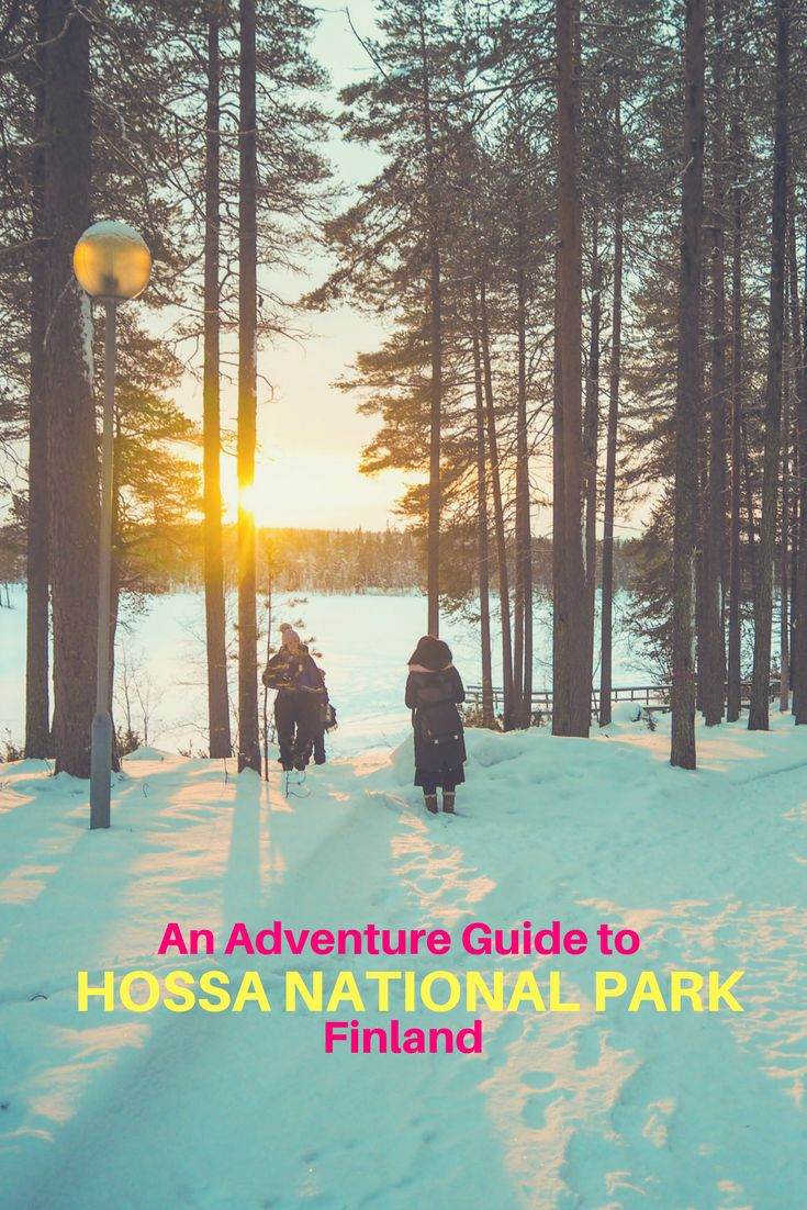 Things to do in Hossa National Park, Finland