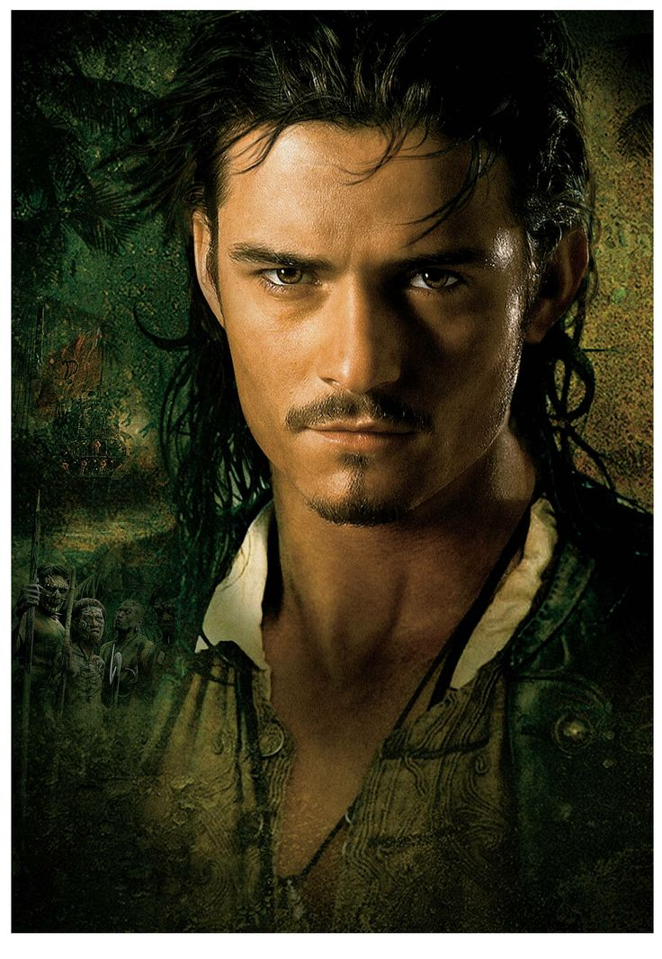 Pirates of the caribbean. I hope they bring him back for the next movie.