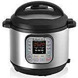 #3: Instant Pot IP-DUO60 7 In 1 Multi-Use Programmable Pressure Cooker 6 Quart | 1000W