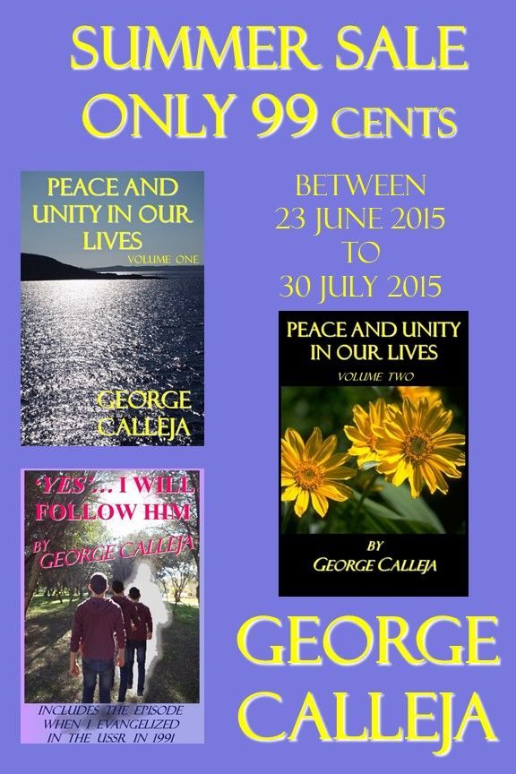 60 best george calleja christian author images on pinterest a special summer sale offer at 99 cents only when purchasing one of the following ebooks fandeluxe Images