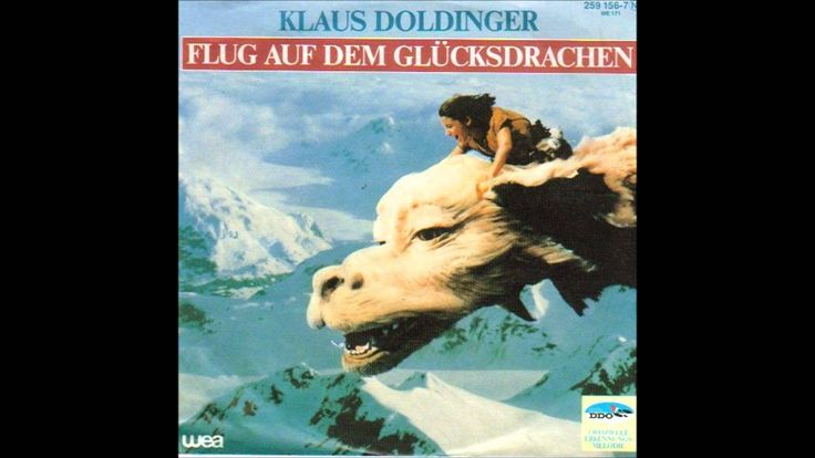 Klaus Doldinger - Bastian's Happy Flight - If your like me this was part of your Childhood.