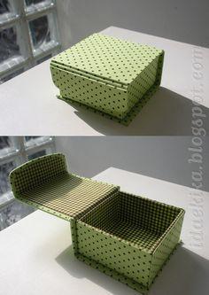 Caixinhas de lembranças / box