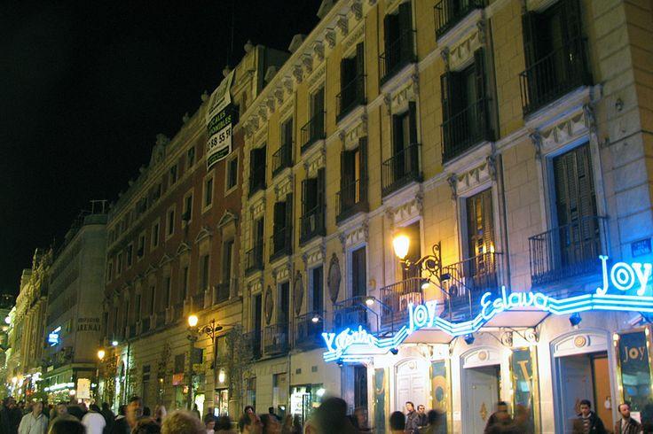 Salir de fiesta en Madrid - Bares y discotecas en Madrid