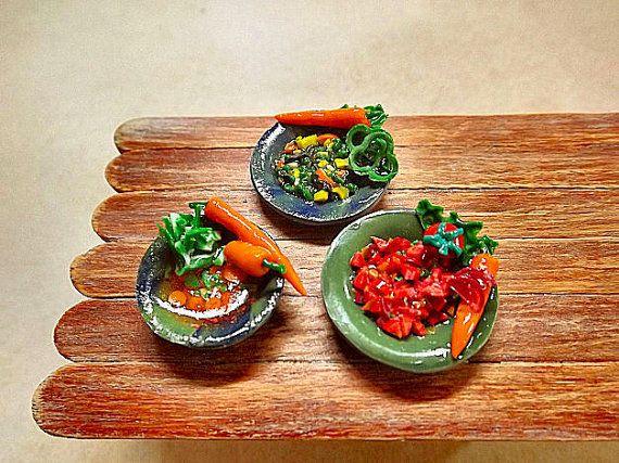 Invita il Bianconiglio   Miniatura cibo Menù di PiccoliSpazi