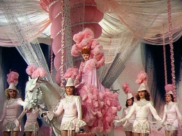 Lucille Ball, ZIEGFELD FOLLIES (1946)