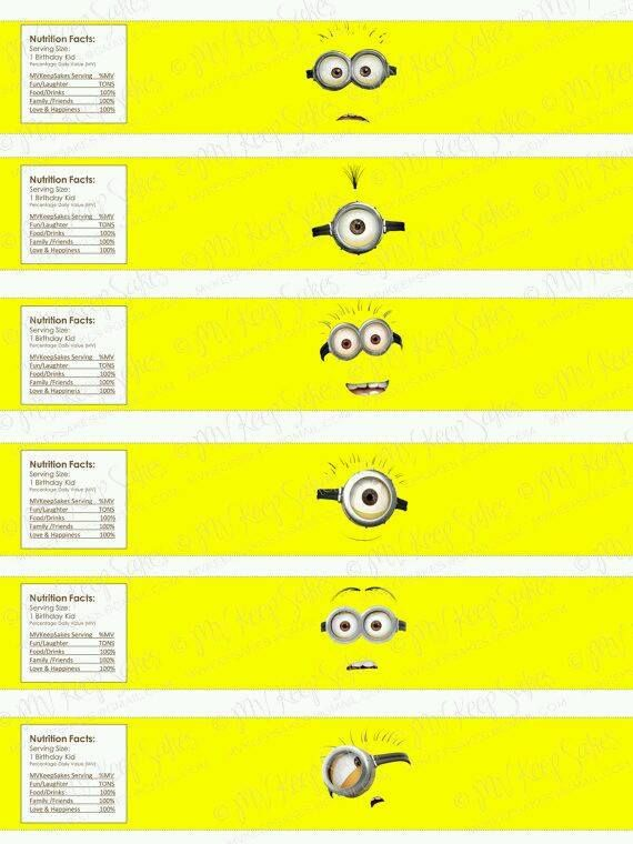 Bottle Service Resume Gorgeous 22 Best Cumple De Lolo Images On Pinterest  Minion Party .