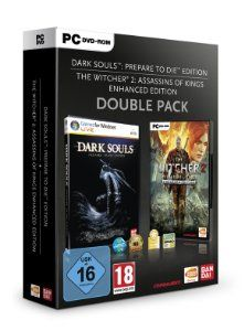 Double Pack: The Witcher 2: Enhanced Edition + Dark Souls: Prepare to die Edition für 26,97 €