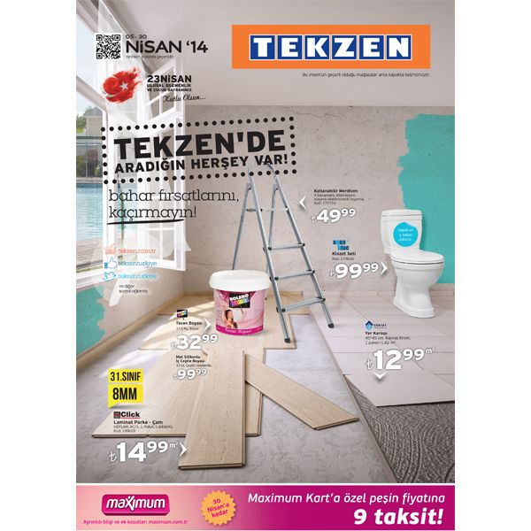 2014 Nisan  #Tekzen #ev #dekorasyon #home #house #decoration