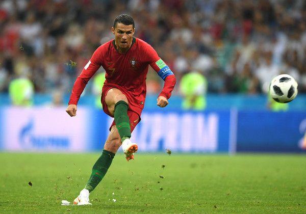 Cristiano Ronaldo Photos Photos Portugal Vs Spain Group B 2018 Fifa World Cup Russia In 2020 Cristiano Ronaldo Ronaldo Fifa World Cup