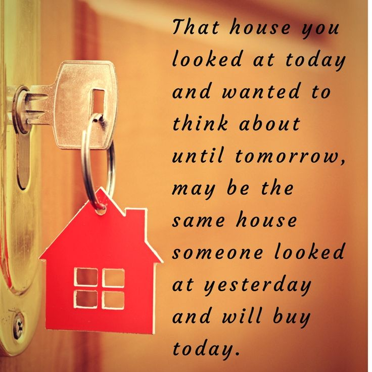 21 best mortgage quotes images on pinterest mortgage for What is the best month to buy a house
