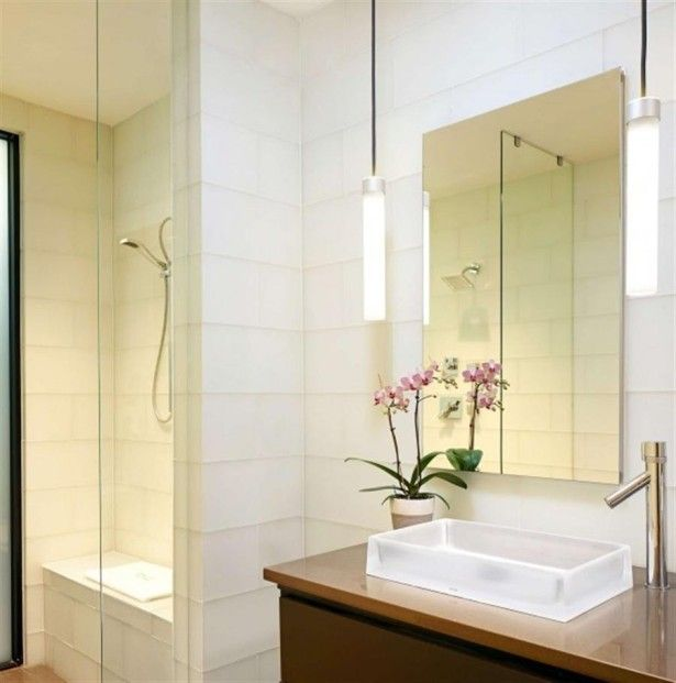 Bathroom Vanity Hanging Lights 58 best bathroom interiors images on pinterest | bathroom interior