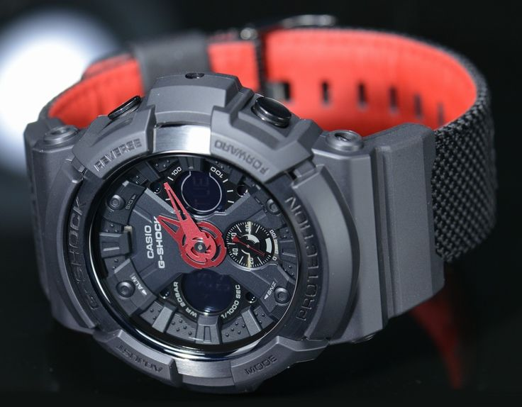 How would you rate it's Attitude? Tell us !! G-Shock Supra Limited Edition GA-200SPR-1A