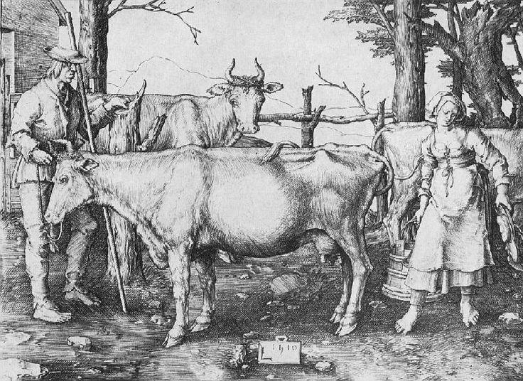 Milk-maid (1510)