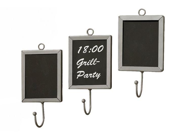 Doar acum disponibile la un preţ imbatabil setul de cuiere Morley cu tăbliţa pentru notiţe integrată