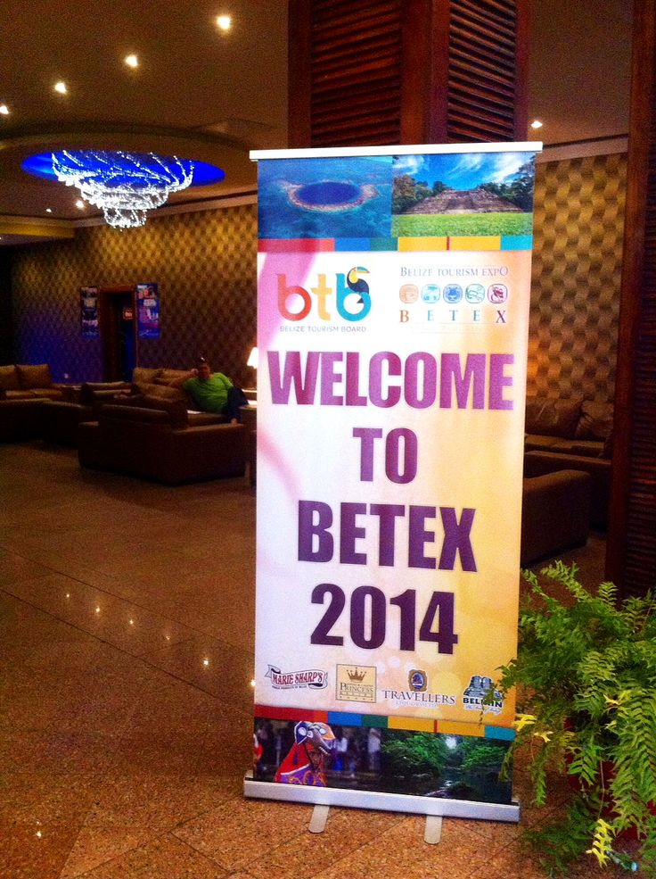 *Belize Tourism Expo BETEX Reflects Eco-Tourism Growth*  BETEX 2014 reflects how far Belize has come in terms of sophistication, service delivery, infrastructure and continuous improvement. Read more about this year's event here: http://belize-travel-blog.chaacreek.com/2014/05/belize-tourism-expo-betex-reflects-eco-tourism-growth/