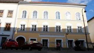 Casa onde Hitler nasceu
