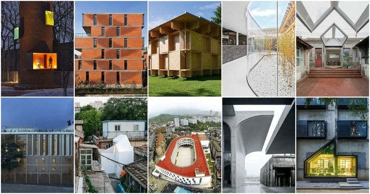 10 Young Chinese Architecture Firms To Watch Out For