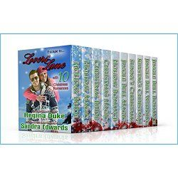 NY Times, USA Today, Amazon Bestselling and Award-Winning Authors  Limited Time Sale. Grab it before the price increases.  Escape to Lovers Lane for Christmas with 10 Romantic Tales Where Holiday Wishes Come True!
