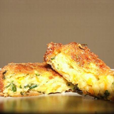 Egy finom Cukkinis-zöldséges fasírt  ebédre vagy vacsorára? Cukkinis-zöldséges fasírt  Receptek a Mindmegette.hu Recept gyűjteményében!