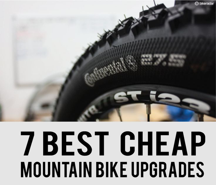 Best Cheap Mountain Bike Upgrades