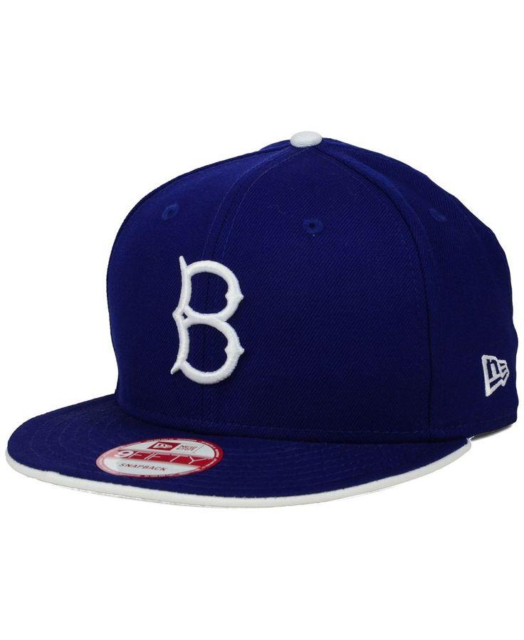 Dodger Hats Lids: New Era Brooklyn Dodgers 9FIFTY Snapback Cap