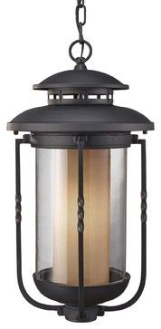 Murray Feiss Menlo Park Transitional Outdoor Hanging Light X-BXT1129LO transitional-ceiling-lighting