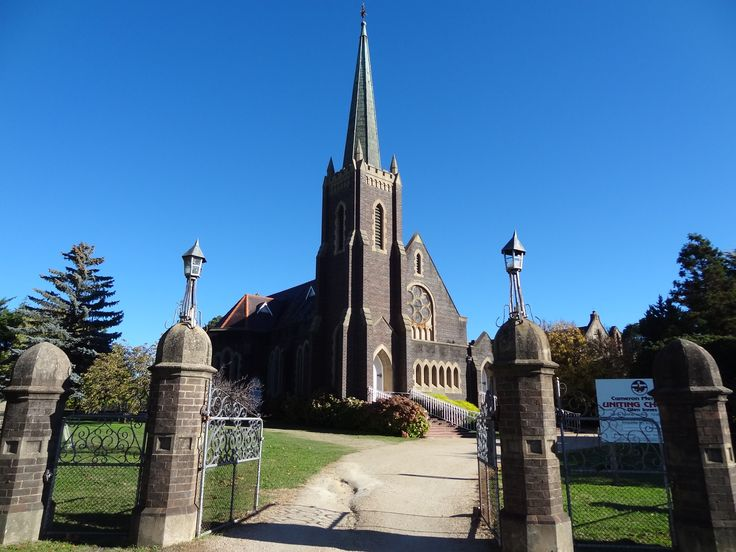 Cameron Memorial Uniting Church, Glen Innes NSW