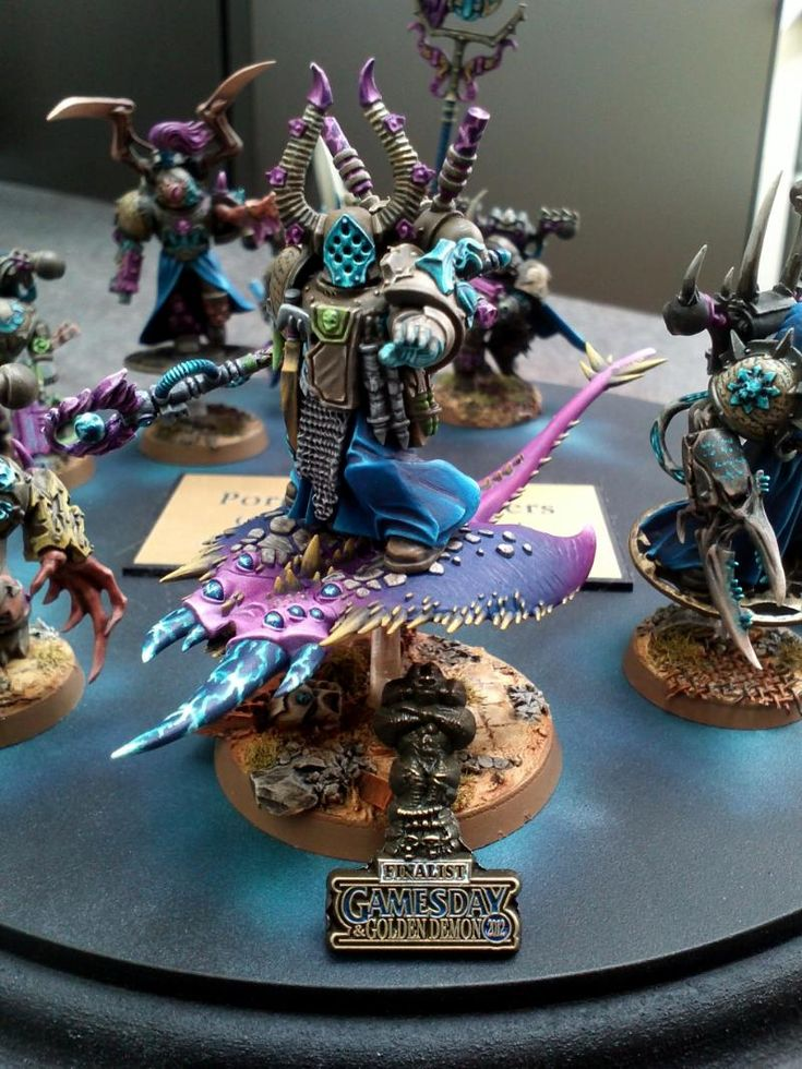 Games Day 2012, Space Marines, Tzeentch, Warhammer 40,000 #miniatures #warhammer40k #40k