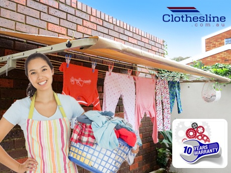 LivingSocial Shop: sheltered clothes lines