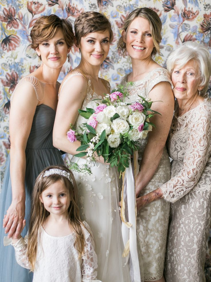 Generations - all in the family | #Wedding #Family #Photography