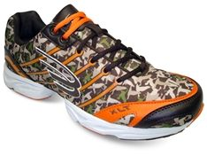 Men's Duck Dynasty Camo Shoe SDD121 (Lateral Angle). $59.95