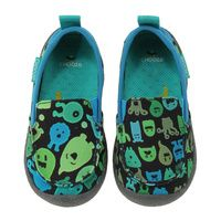 Scout in Spook  CHOOZE Shoes: Our shoes are different. Always. The left shoe is always different from the right. The collection features fun and colorful vegan shoes for toddlers, kids, youth, and women. Sizes range from 4 Toddler to 11 Women's.