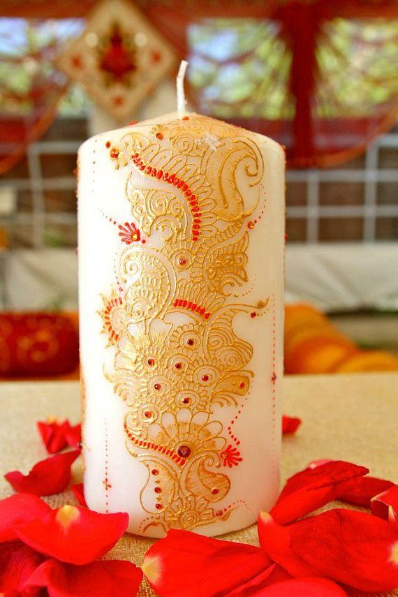 Diwali Candles Ideas: Diwali Floating Candles Decorations