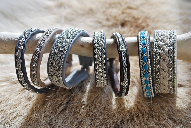 Lapland bracelets by Passion for Sapmi