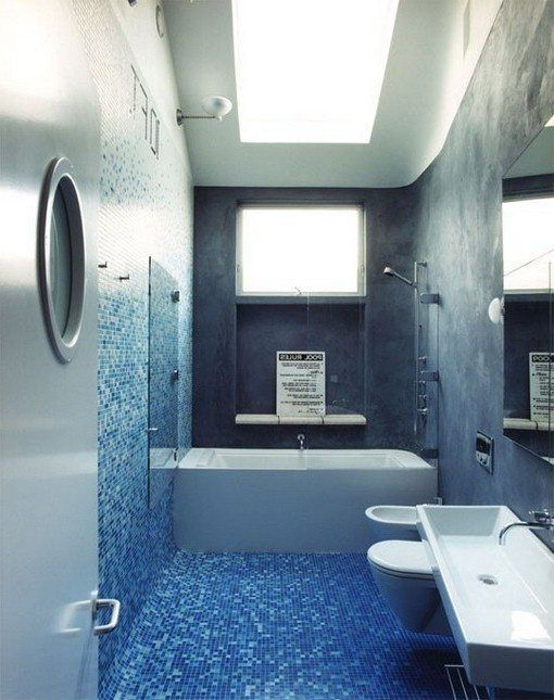 Beautiful Blue In Small Bathroom Idea Small Bathroom Paint Ideas For A  Larger Effect Look