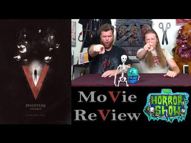 """""""Phantasm V: Ravager"""" 2016 Review - The Horror Show"""