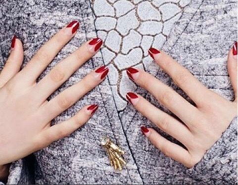 Top 25 healthy nail polishes that are 5 chemical free.  A group of trailblazing, wellness-savvy lines like Priti and Obsessive Compulsive Cosmetics came along and helped change the nail game big time. Now, even more manicure companies are jumping on the 5-free bandwagon—and they don't skimp on quality, color, or creativity, either. #nailart #naturalbeauty