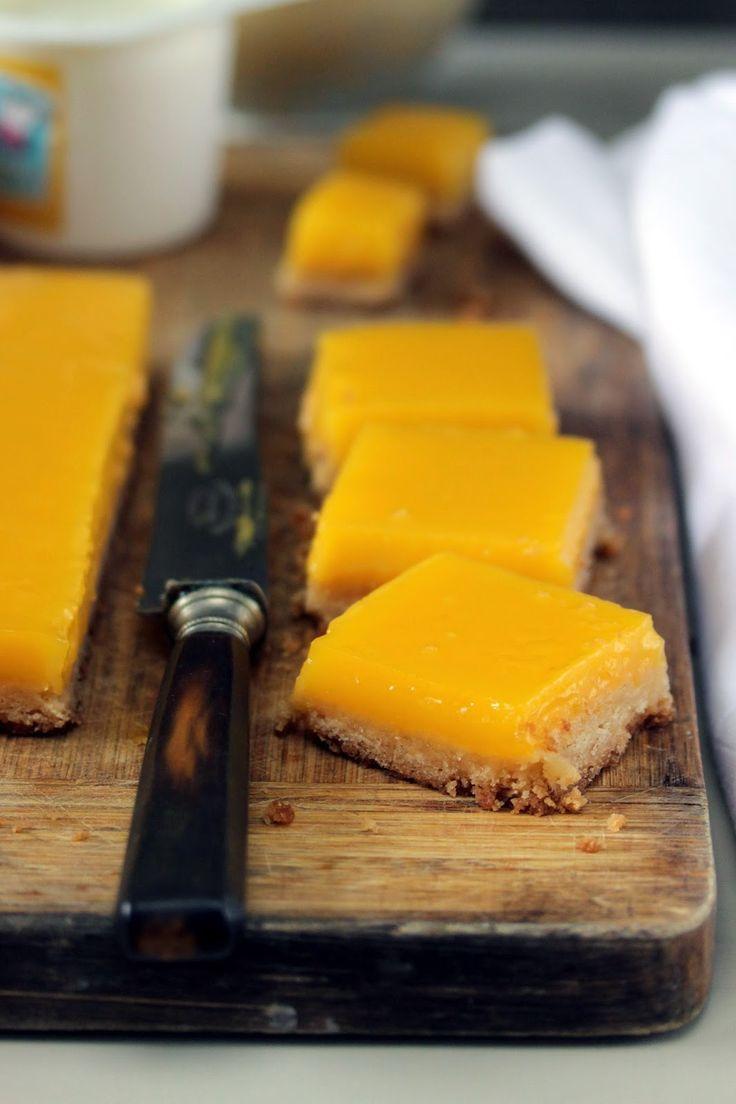 Dans la cuisine de Sophie: Tarte au citron au yaourt - donne envie